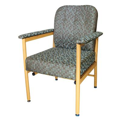 Murray Bridge Chair with Low Back - Dot Forest