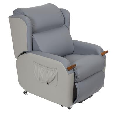 Air Comfort Compact Lift Chair Twin Motor - Large