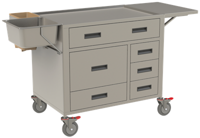 Plaster Trolley PC