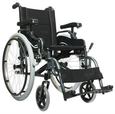 Karma Eagle Self-Propel Wheelchair 17""