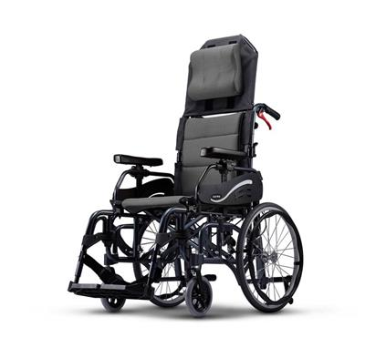 Karma VIP 515 Tilt Self-Propel Wheelchair 16""