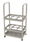 Cylinder Storage Trolley without Wheels 6 Units